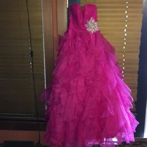 Pageant/Formal Dress